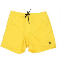 tekstylia Męskie Kostiumy / Szorty kąpielowe U.S Polo Assn. 56488 52458 Żółty