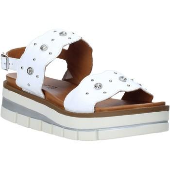 Buty Damskie Sandały Grunland SA2545 Biały
