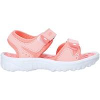 Buty Dziewczynka Sandały Lotto L55100 Różowy
