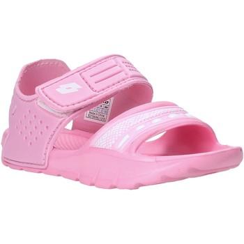Buty Dziewczynka Sandały Lotto L52298 Różowy