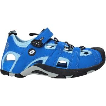 Buty Dziecko Sandały Lotto L49353 Niebieski