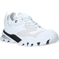 Buty Męskie Trampki niskie Calvin Klein Jeans B4S0665 Biały