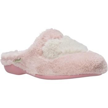 Buty Damskie Obuwie domowe Grunland CI2089 Różowy
