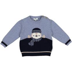 tekstylia Dziecko Swetry Melby 20B0100 Niebieski