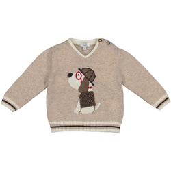 tekstylia Dziecko Swetry Melby 20B2130 Beżowy