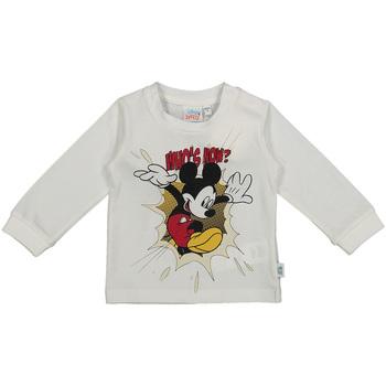 tekstylia Dziecko T-shirty z długim rękawem Melby 20C2101DN Biały