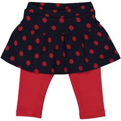 tekstylia Dziewczynka Spódnice Melby 20F0001 Czerwony