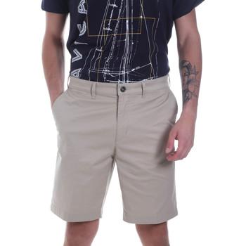 tekstylia Męskie Szorty i Bermudy Navigare NV56031 Beżowy