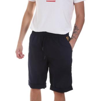 tekstylia Męskie Szorty i Bermudy Antony Morato MMSH00144 FA900118 Niebieski