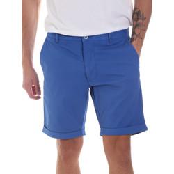 tekstylia Męskie Szorty i Bermudy Gaudi 811FU25023 Niebieski