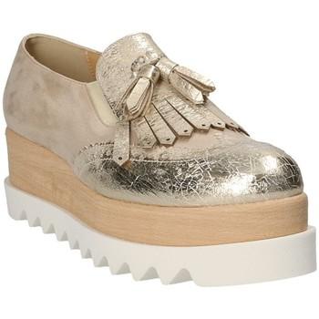 Buty Damskie Espadryle Grace Shoes 1311 Żółty