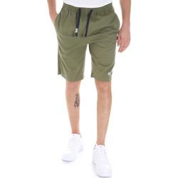 tekstylia Męskie Szorty i Bermudy Tommy Jeans DM0DM08714 Zielony