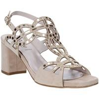 Buty Damskie Sandały Grace Shoes 116002 Różowy