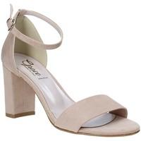 Buty Damskie Sandały Grace Shoes 492001 Beżowy