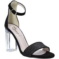 Buty Damskie Sandały Grace Shoes 018TR003 Czarny