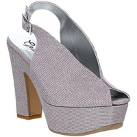 Buty Damskie Sandały Grace Shoes FLOR Różowy