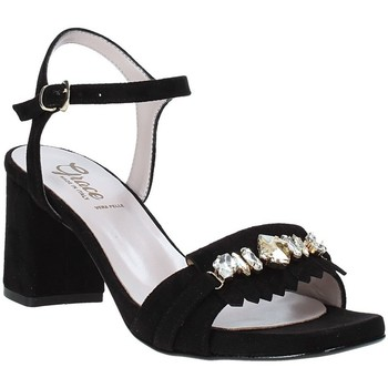 Buty Damskie Sandały Grace Shoes 116V005 Czarny