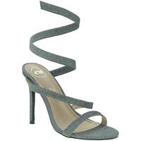 Buty Damskie Sandały Exé Shoes G434S881664L Srebro