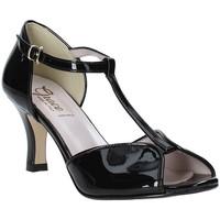 Buty Damskie Sandały Grace Shoes 928010 Czarny