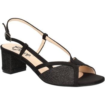 Buty Damskie Sandały Grace Shoes 2070 Czarny