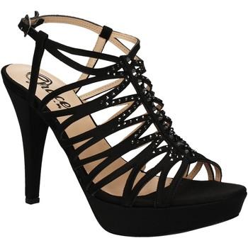 Buty Damskie Sandały Grace Shoes 3023 Czarny