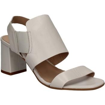 Buty Damskie Sandały Mally 5228 Biały
