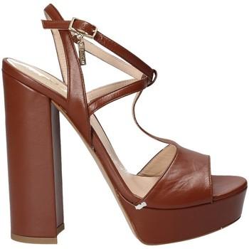 Buty Damskie Sandały Liu Jo S17023P0062 Brązowy