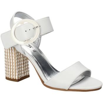 Buty Damskie Sandały Keys 5726 Biały