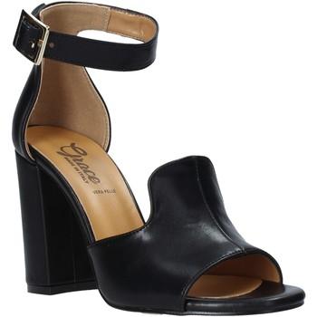 Buty Damskie Sandały Grace Shoes 018N026 Czarny