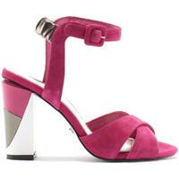 Buty Damskie Sandały Gaudi V93-66690 Różowy