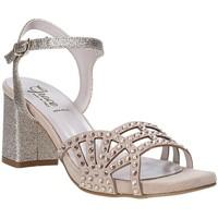Buty Damskie Sandały Grace Shoes 116V004 Różowy