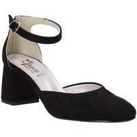Buty Damskie Czółenka Grace Shoes 056016 Czarny