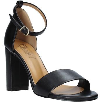 Buty Damskie Sandały Grace Shoes 934G003 Czarny