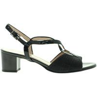 Buty Damskie Sandały Grace Shoes E8127 Czarny