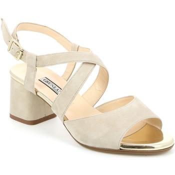 Buty Damskie Sandały Grunland SA1426 Beżowy