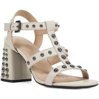 Buty Damskie Sandały Geox D92DTB 00043 Różowy
