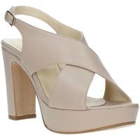 Buty Damskie Sandały Grace Shoes JN 039 Beżowy