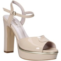 Buty Damskie Sandały Grace Shoes 5753003 Beżowy
