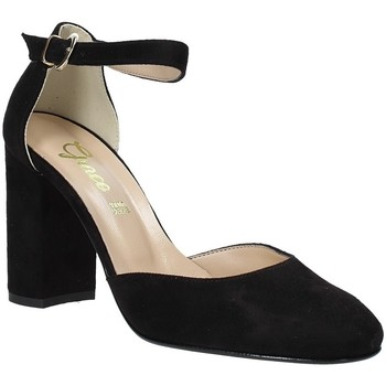 Buty Damskie Sandały Grace Shoes 949002 Czarny
