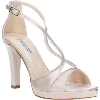 Buty Damskie Sandały Louis Michel 5010 Różowy