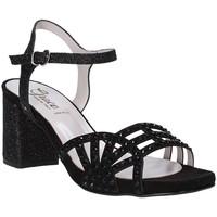 Buty Damskie Sandały Grace Shoes 116V004 Czarny