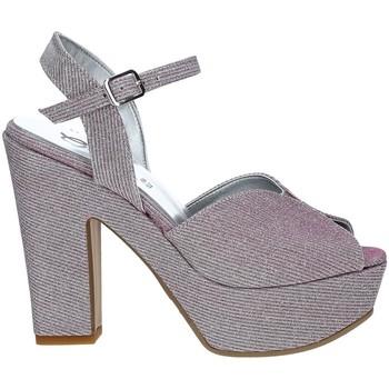 Buty Damskie Sandały Grace Shoes FLY Różowy