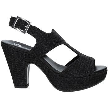 Buty Damskie Sandały Grace Shoes SOMI Czarny