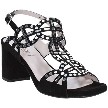 Buty Damskie Sandały Grace Shoes 116002 Czarny