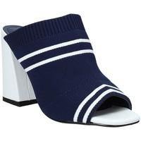 Buty Damskie Klapki Exé Shoes I487F0836H22 Niebieski