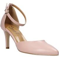 Buty Damskie Sandały Grace Shoes 057S006 Różowy