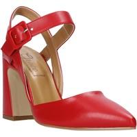 Buty Damskie Sandały Grace Shoes 962G006 Czerwony