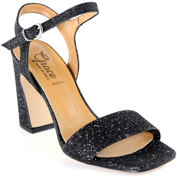 Buty Damskie Sandały Grace Shoes 2384002 Czarny