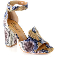 Buty Damskie Sandały Grace Shoes 018N026 Brązowy