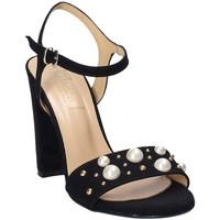 Buty Damskie Sandały Grace Shoes 1396 Czarny